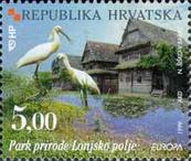 [EUROPA Stamps - Nature Reserves and Parks, type OU]