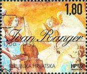 [The 300th Anniversary of the Birth of Ivan Krstitelj Ranger, type QV]