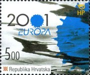 [EUROPA Stamps - Water, Treasure of Nature, type RO]