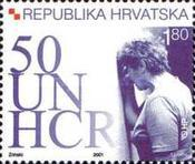 [The 50th Anniversary of the UNHCR & the IOM, type RW]