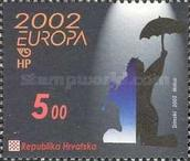 [EUROPA Stamps - The Circus, type TD]