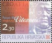 [The 350th Anniversary of the Birth of Pavao Ritter Vitezovic, type TX]