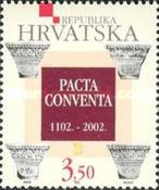 [The Pacta Conventa - The Year 1102 - The 900th Anniversary of the Uniting Croats with Hungarians, type TY]