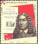 [Famous Croats - 400th Anniversary of the Birth of Ivan Lucic, type VS]