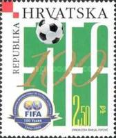 [The 100th Anniversary of the Founding of FIFA, type VZ]