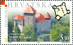[Towers and Fortresses - Fortified Town Dubovac, 15th Century, type WK]