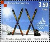 [Winter Olympic Games - Turin, Italy, type YP]