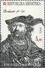 [The 400th Anniversary of the Birth of Rembrandt Harmenszoon Van Rijn, type YQ]