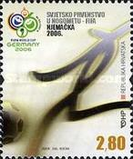 [Football World Cup - Germany 2006, type YW]