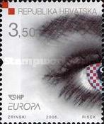 [EUROPA Stamps - Integration through the Eyes of Young People, type ZH]