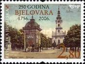 [The 250 Years of Bjelovar, type ZS]