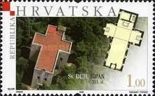 [Towers & Fortresses - Vrboska, The Fortified Church of St Mary of Mercy, type ZW]