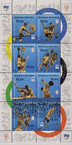 [The 100th Anniversary of the International Olympic Committee (IOC), type ]