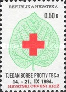 [Red Cross - Tuberculosis Campaign, type AI]