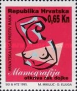 [Croatian League - Cancer Campaign, type BJ]