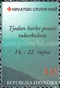[Red Cross - Tuberculosis Campaign, type BV]