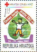 [Red Cross - Tuberculosis Campaign, type CE]
