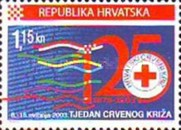 [Red Cross Week - The 125th Anniversary of Red Cross, type CG]
