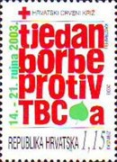 [Red Cross - Tuberculosis Campaign, type CH]