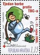 [Red Cross - Tuberculosis Campaign, type CN]