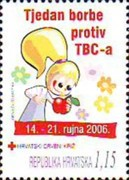 [Red Cross - Tuberculosis Campaign, type CQ]