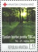 [Red Cross - Tuberculosis Campaign, type DF]