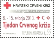 [Red Cross Week, type DK]