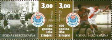 [The 100th Anniversary of CSC Zrinjski, type ]