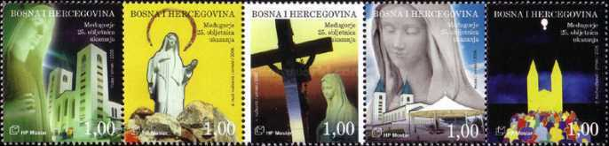 [The 25th Anniversary of Medugorje, type ]