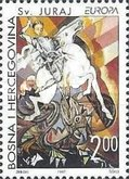 [EUROPA Stamps - Tales and Legends, Typ AG]