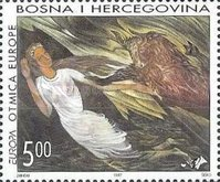 [EUROPA Stamps - Tales and Legends, type AH]