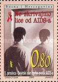 [World AIDS Day, type BL]