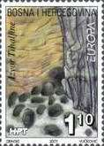 [EUROPA Stamps - Water, Treasure of Nature, Typ BP]