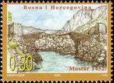 [The 550th Anniversary of Mostar, type CF]