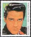 [The 25th Anniversary of the Death of Elvis Presley, 1935-1977, type CN]