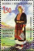 [Folk Costume from Kupres, type EI]
