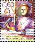 [The 300th Anniversary of the Birth of Bishop Friar Marko Dobretic, 1707-1784, type GZ]
