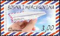 [EUROPA Stamps - Writing Letters, type HP]