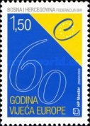 [The 60th Anniversary of the European Council, type IR]