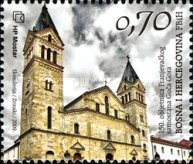 [The 150th Anniversary of Franciscan Monastery Guca Gora, type IY]