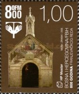 [The 800th Anniversary of the Franciscan Order, type JG]