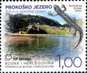[International Day for Habitat Protection - Prokosko Lake, Typ KG]
