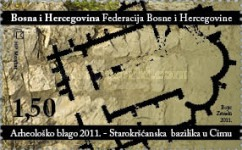 [Archaeological Treasures - Early Christian Basilica in Cim, Typ KY]