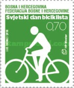 [World Bicycle Day, Typ LG]