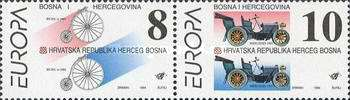 [EUROPA Stamps - Great Discoveries, Typ R]