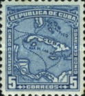 [Map of Cuba, type AR4]