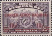 [Airmail - Surcharged & Overprinted