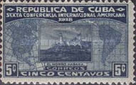 [The 6th Pan-American Conference, type BH]