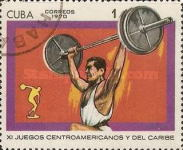 [The 11th Central American and Caribbean Games, type BIR]