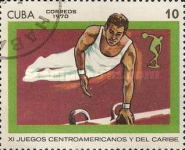 [The 11th Central American and Caribbean Games, type BIT]